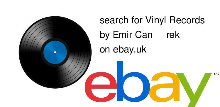 search for Vinyl Recordsby Emir Can İğrek on ebay.uk