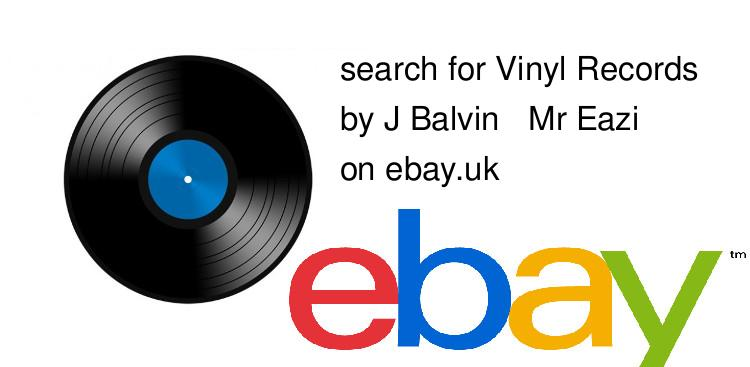 search for Vinyl Recordsby J Balvin & Mr Eazi on ebay.uk