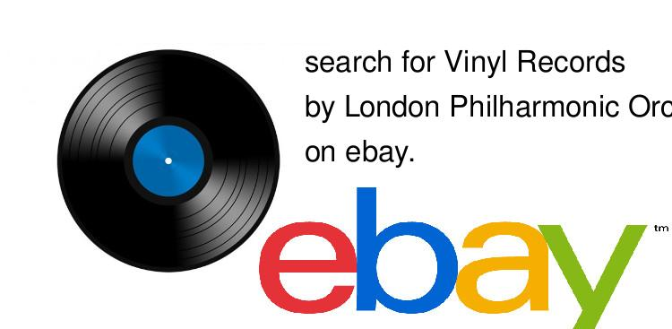 search for Vinyl Recordsby London Philharmonic Orchestra, David Parry, London Philharmonic Choir & The London Chorus on ebay.